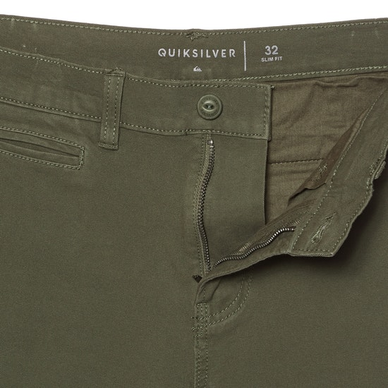 Quiksilver Krandy Slim Fit チノパンツ