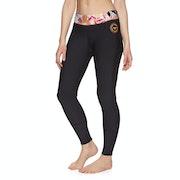 Roxy 1mm POP Surf Capri Block Womens Wetsuit Pants