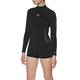 Roxy 2/2mm Syncro Series Long-Sleeve Back-Zip Shorty Womens Wetsuit