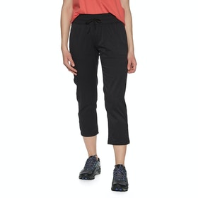 North Face Aphrodite Motion Capri , Joggebukser Kvinner - TNF Black