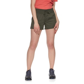 North Face Aphrodite Motion , Turshorts Kvinner - New Taupe Green