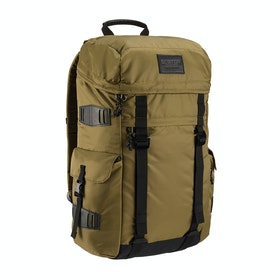 Burton Annex Laptop Backpack - Martini Olive Flight Satin