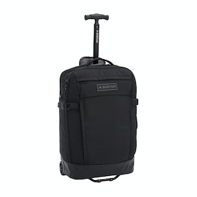Burton Multipath Carry-on Luggage - True Black Ballistic