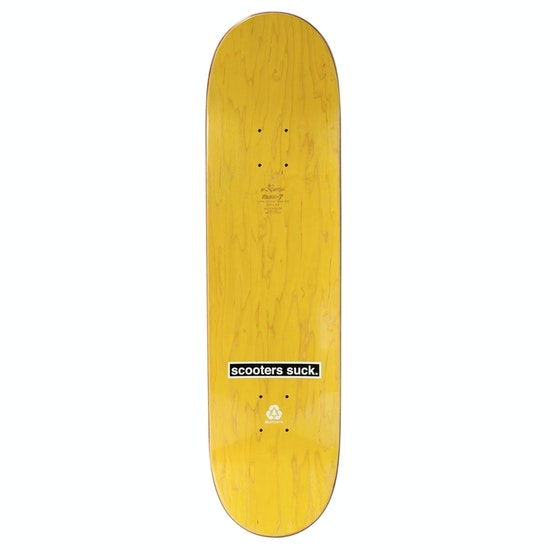 Enjoi Don't Shred Skateboard Deck