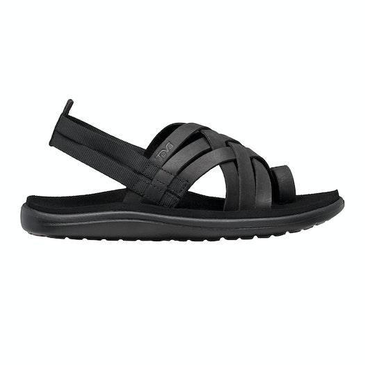 Teva Voya Strappy Leather Ladies Sandals