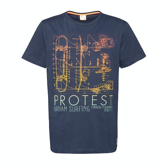 Protest Bolton Jr 半袖 T シャツ