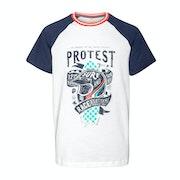 Protest Gus Jr 半袖 T シャツ