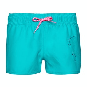 Protest Fouke 18 Jr Girls Boardshorts - Bora Bora