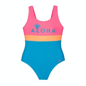 Protest Alise Jr Swimsuit - So Rosy