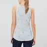 Joules Bo Print Ladies Tank Vest