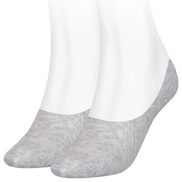Tommy Hilfiger Footie 2 Pack Women's Socks