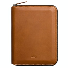 Bellroy Work Folio A5 Document Holder - Caramel