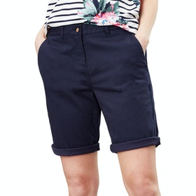 Joules Cruiselong Ladies Shorts - French Navy