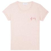 Maison Labiche Classic Off Duty Damen Kurzarm-T-Shirt