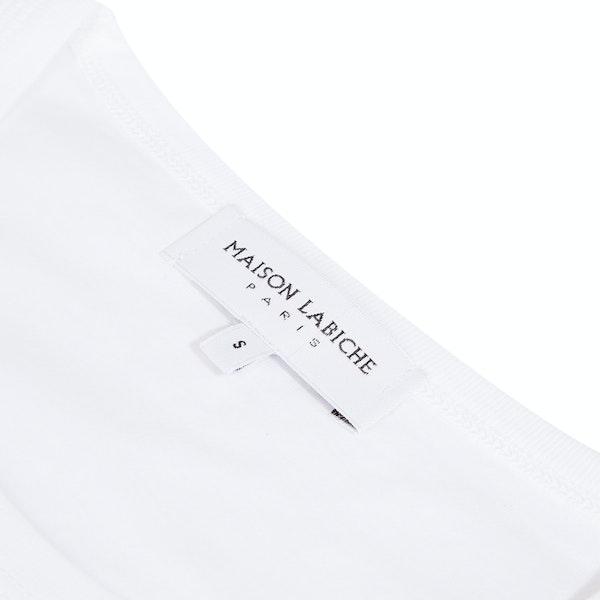 Maison Labiche Classic Yesssssss Dames T-Shirt Korte Mouwen