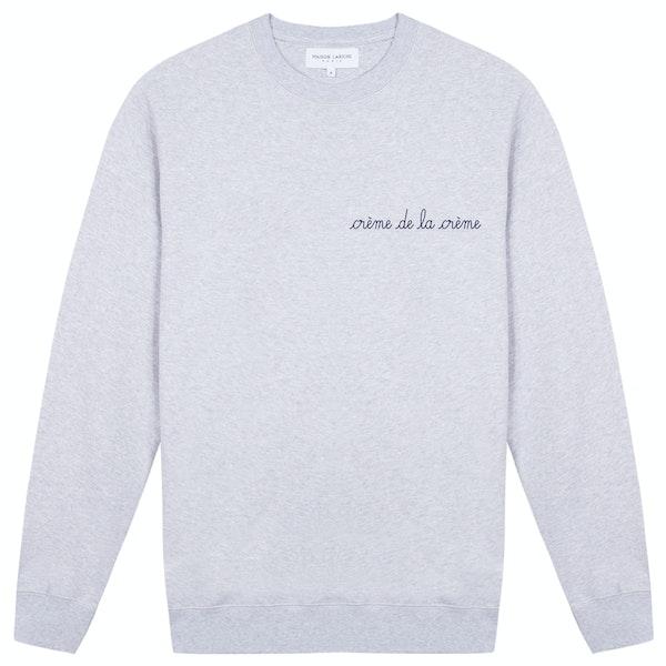 Maison Labiche Creme De La Creme Herren Pullover