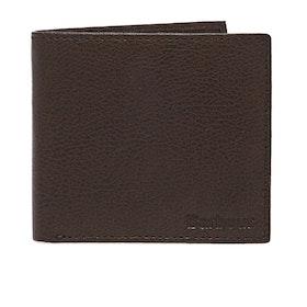 Barbour Peterlee Card Holder - Dark Brown
