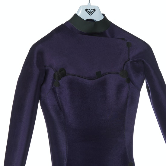 Roxy Syncro Series 4/3mm 2019 Chest Zip Womens Wetsuit