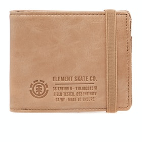 Element Endure II Wallet - Natural