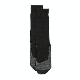 Falke TK2 Walking Socks - Black