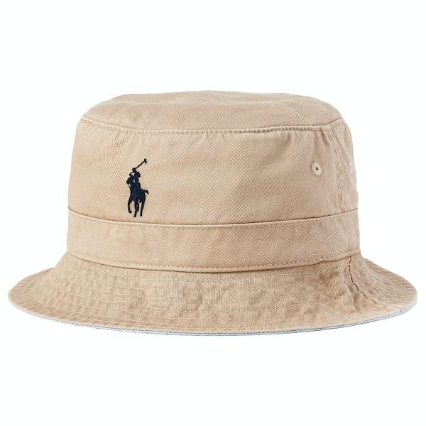 Polo Ralph Lauren Chambray Bucket Hoed
