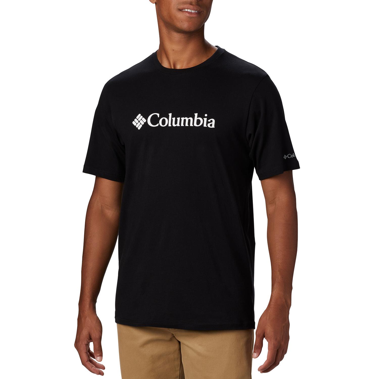 Collegiate Navy Peak Freak Columbia Boys Peak Freak Short Sleeve Shirt Medium