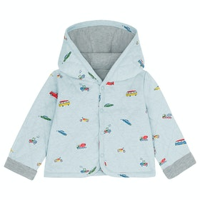 Cath Kidston Baby Quilted Jacket Kid's Jacket - Soft Blue