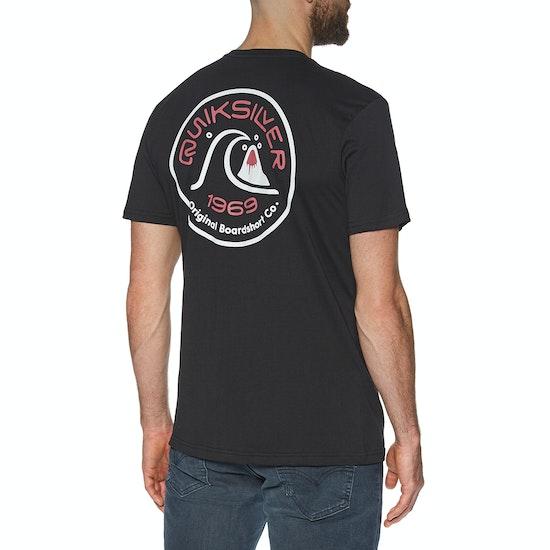 Quiksilver Close Call Short Sleeve T-Shirt