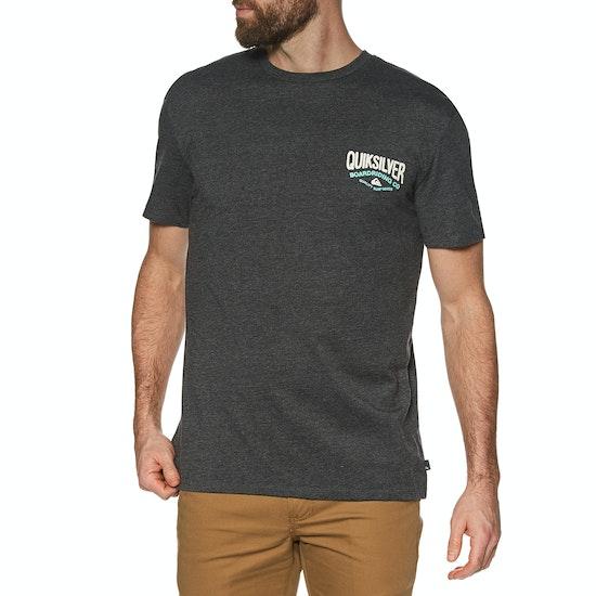 Quiksilver Cloud Corner Short Sleeve T-Shirt