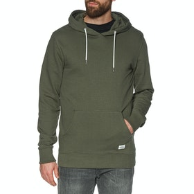 Quiksilver Essential Hood Pullover Hoody - Kalamata