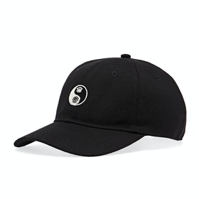 Element Timber Fluky Dad Cap - Flint Black