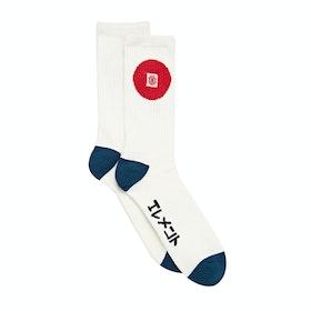 Element Tokyo Socks - Off White