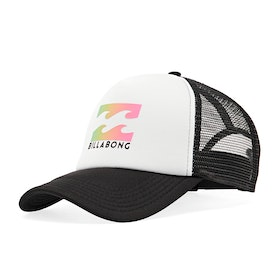 Billabong Podium Trucker Cap - White