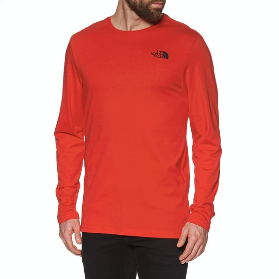 North Face Easy Long Sleeve T-Shirt