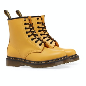 Dr Martens 1460 Damen Stiefel - Yellow Smooth