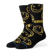 Stance Nirvana Face Fashion Socks