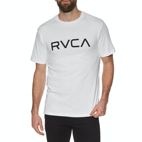 RVCA Big Rvca Short Sleeve T-Shirt - White