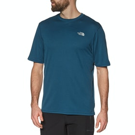North Face Flex II , Kortermet t-skjorte - Blue Wing Teal