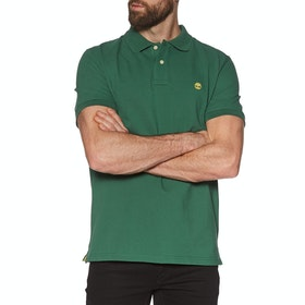 Timberland Millers River Polo Shirt - Hunter Green