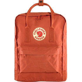 Fjallraven Kanken Classic Backpack - Rowan Red