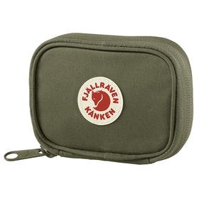 Carteira Fjallraven Kånken Card - Green