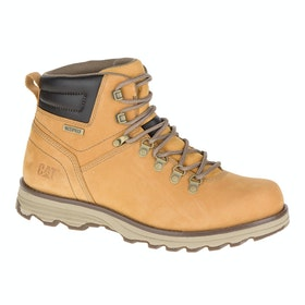 Caterpillar Sire Waterproof Boots - Honey Reset