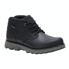 Botas Caterpillar Elude Waterproof - Black