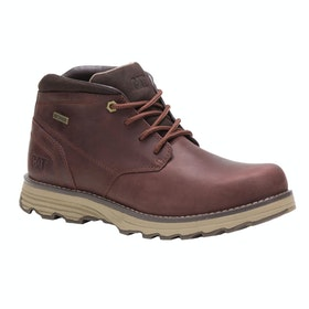 Botas Caterpillar Elude Waterproof - Brunette