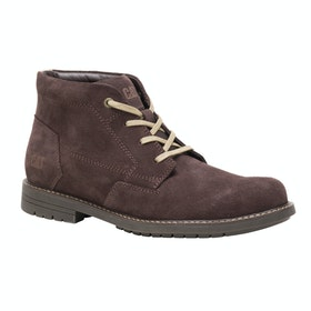 Caterpillar Aiden Boots - Coffee Bean