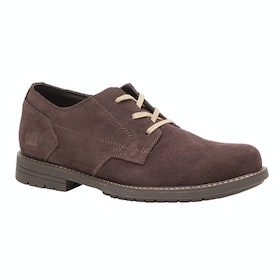 Caterpillar Ethan Dress Shoes - Coffee Bean