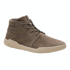 Botas Caterpillar Code Hex Mid - Muddy