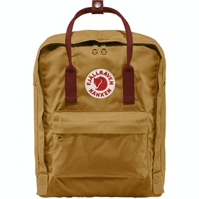 Fjallraven Kanken Classic Backpack - Acorn-ox Red