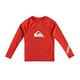 Quiksilver All Time UPF 50 Boys Rash Vest
