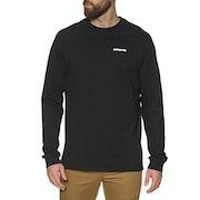 Patagonia P6 Logo Responsibilitee T-Shirt Lange Mouwen